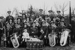 Penicuik-Salvation-Army-band-@1920s